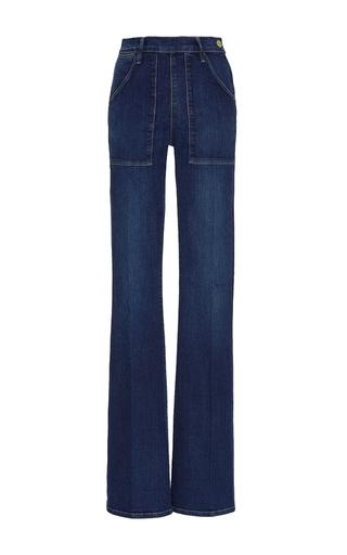 Le Flare De Francoise Jeans by FRAME DENIM Now Available on Moda Operandi