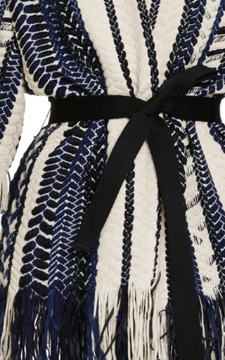 Braided Chevron Jacket by SEA Now Available on Moda Operandi