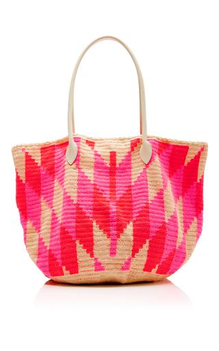 Medium sophie anderson multi large beach bag with top handle