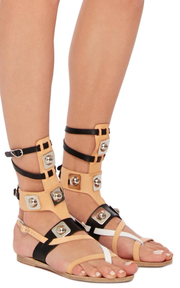 Ancient Greek Sandals Gladiator sandals