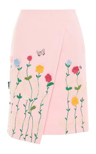 Medium vivetta light pink berenice skirt