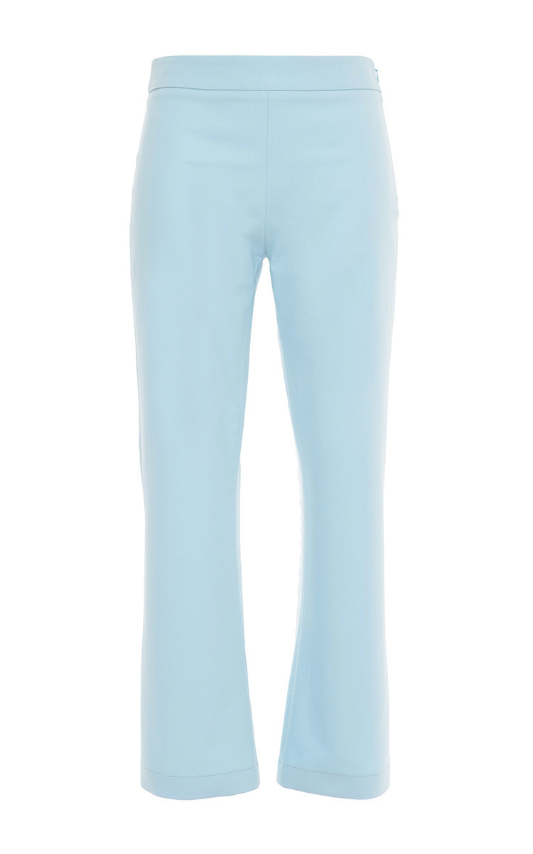 65c4808d9a Light Blue Palmira Pants by Vivetta