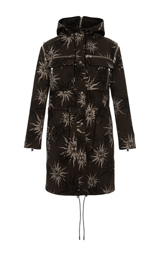 Medium fausto puglisi olive star parka
