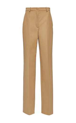 Medium nina ricci brown panama pant