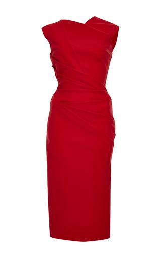 Gigi Sleeveless Body Con Dress  by PREEN BY THORNTON BREGAZZI Now Available on Moda Operandi