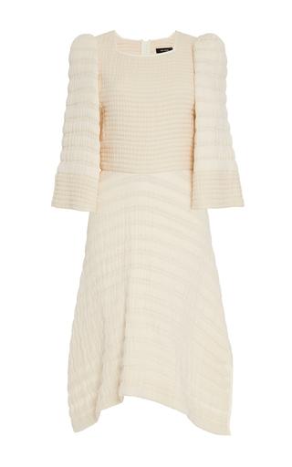 Gabriel Asymmetrical Crew Neck Dress by ISABEL MARANT Now Available on Moda Operandi