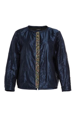 Jady Metallic Embellished Jacket by ISABEL MARANT Now Available on Moda Operandi