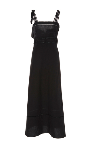 Reign Square Neck Maxi Dress by ISABEL MARANT Now Available on Moda Operandi