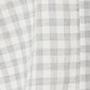 Organic Cotton Gingham Shirt And Shorts Pajama Set  by ARAKS Now Available on Moda Operandi