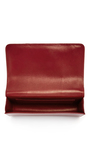 Stingray And Calfskin Asymmetrical Glove Clutch by PERRIN PARIS Now Available on Moda Operandi