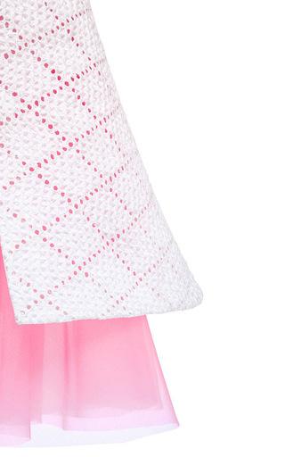 Freya Broderie Mini Dress by ALEX PERRY Now Available on Moda Operandi
