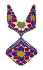 Marselia Maillot by SALINAS Now Available on Moda Operandi