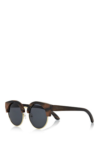 Medium finlay co black thurloe ebony sunglasses
