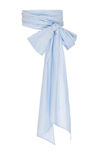Medium mds stripes blue meghan stripe everything scarf