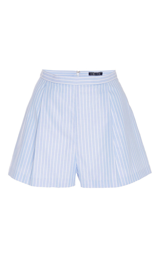 Medium mds stripes stripe meghan stripe pleated short