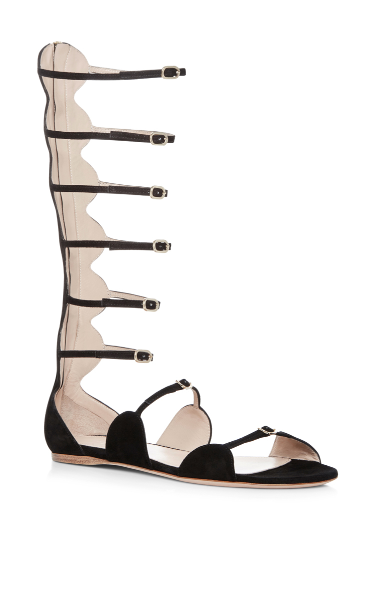 Giambattista Valli Patent Leather Thong Sandals shop for online discount 100% authentic discount deals discount view wiki cheap price YpPOut