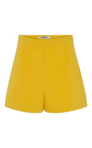 Medium cacharel  2 yellow yellow cotton mini shorts