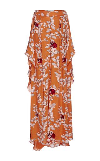 Medium johanna ortiz orange acacia printed pants