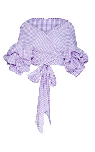 Rosemary Top by JOHANNA ORTIZ Now Available on Moda Operandi