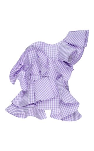Medium johanna ortiz purple dama danzante top