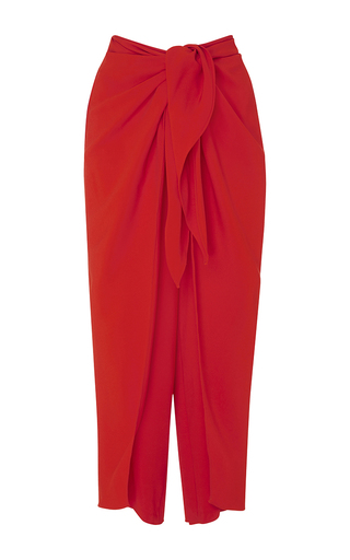 Medium johanna ortiz red cardamomo pant
