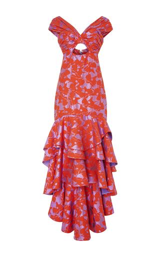 Medium johanna ortiz red magnolia dress