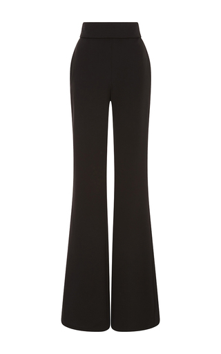 Medium johanna ortiz black hibiscus pant