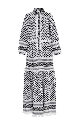 Mona Maxi Dress  by DODO BAR OR Now Available on Moda Operandi