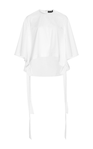 Meagan Crop Top With Bows by ELLERY Now Available on Moda Operandi