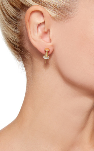 a2f0c3da3 Ended · Lauren Klassen Single Pushpin Earring ...