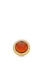 Diamond, Yellow Sapphire And Citrine Ring by ABELLAN NEW YORK Now Available on Moda Operandi