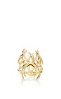 Arachnid 18k Gold Ring by ANA KHOURI Now Available on Moda Operandi