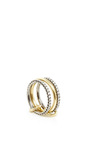 Celeste Multi Layer Wrapped Ring by SPINELLI KILCOLLIN Now Available on Moda Operandi