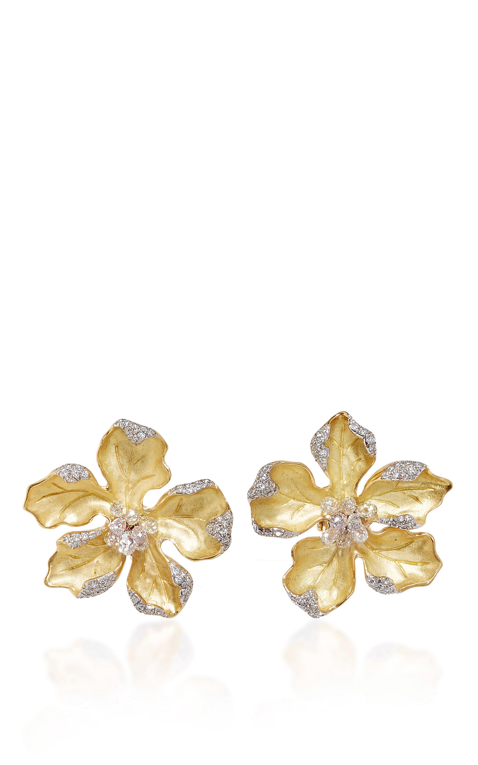 earrings products flower big simple pearl luxyin stud beauty