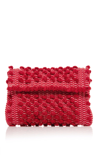 M'o Exclusive Suni Mini Crossbody With Contrast Strap by ANTONELLO Now Available on Moda Operandi
