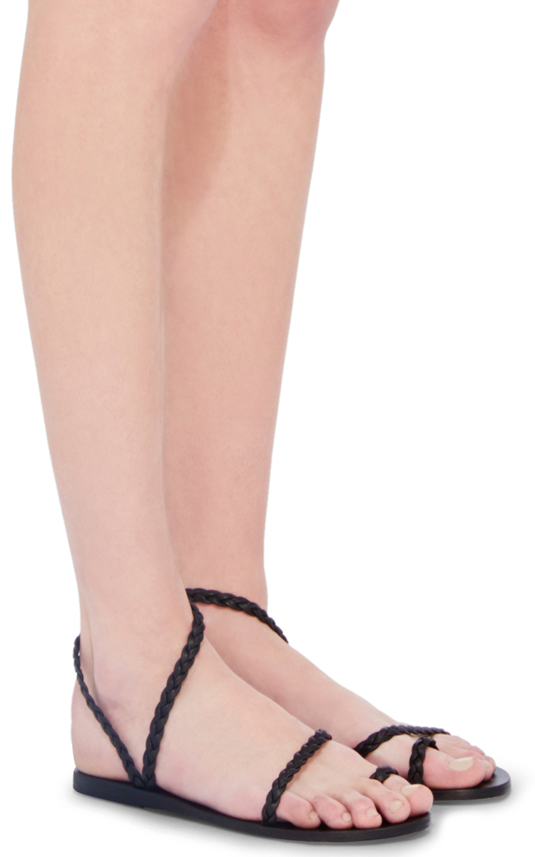 Sandals Eleftheria Ancient Braided By Operandi GreekModa hdtQrxCs