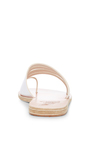 Agora Quadruple Strapped Sandals by ANCIENT GREEK SANDALS Now Available on Moda Operandi