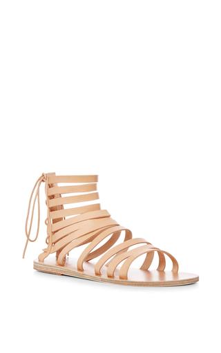 Medium ancient greek sandals nude galatia multi strap sandals