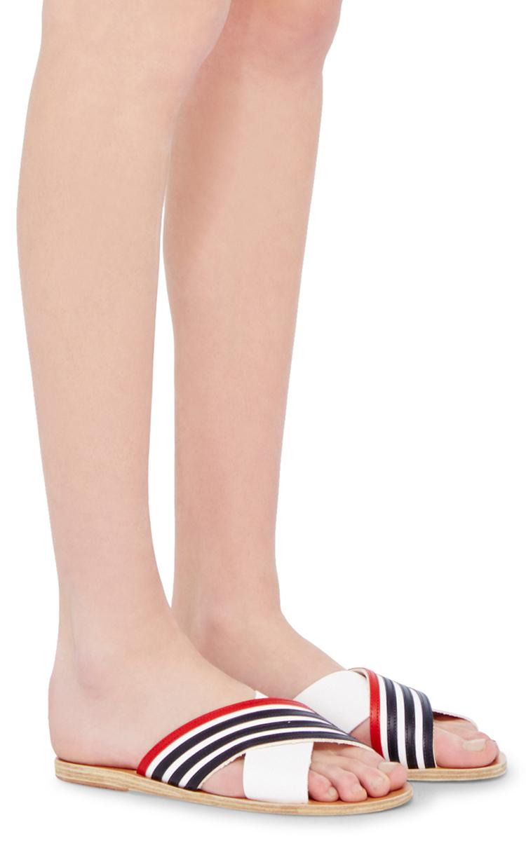 Thais Stripe sandals Ancient Greek Sandals IjVZr60G