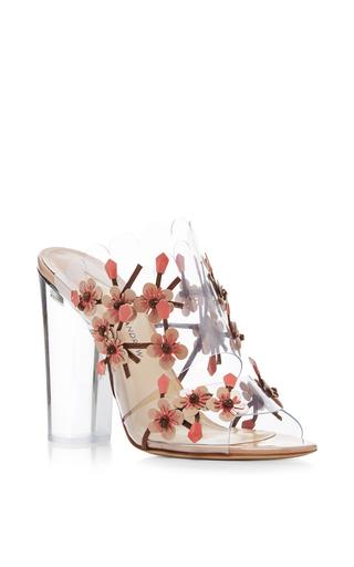 Medium paul andrew multi blossom embellished sandals