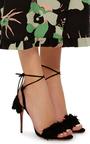 Wild Thing Lace Up Heels by AQUAZZURA Now Available on Moda Operandi