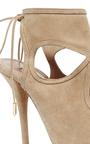 Sexy Thing Cutout Sandals by AQUAZZURA Now Available on Moda Operandi