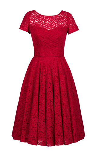 Medium lena hoschek red mon amour dress