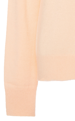 Nude Cashmere Sloane Crewneck Sweater by EQUIPMENT Now Available on Moda Operandi