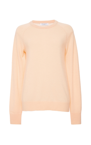 Medium equipment nude nude cashmere sloane crewneck sweater