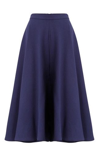 Medium marina hoermanseder blue gatya trousers