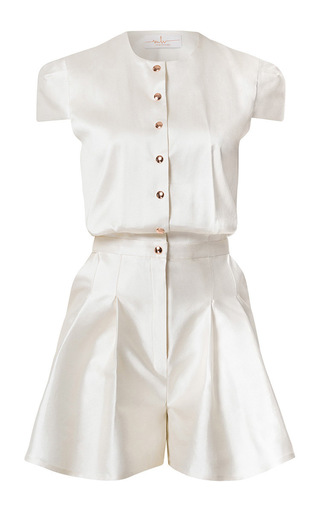 Medium marina hoermanseder white boldog jumpsuit