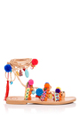 Penny Lane Sandal by ELINA LINARDAKI Now Available on Moda Operandi