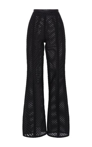 Medium mark kenly domino tan black spirit trousers