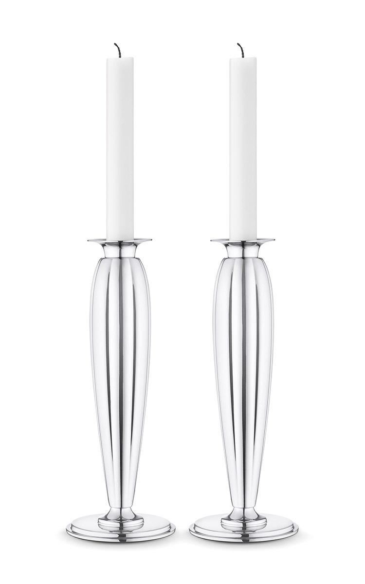 legacy candlestick holders by georg jensen moda operandi. Black Bedroom Furniture Sets. Home Design Ideas